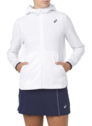 Asics Sweatshirt Beyaz